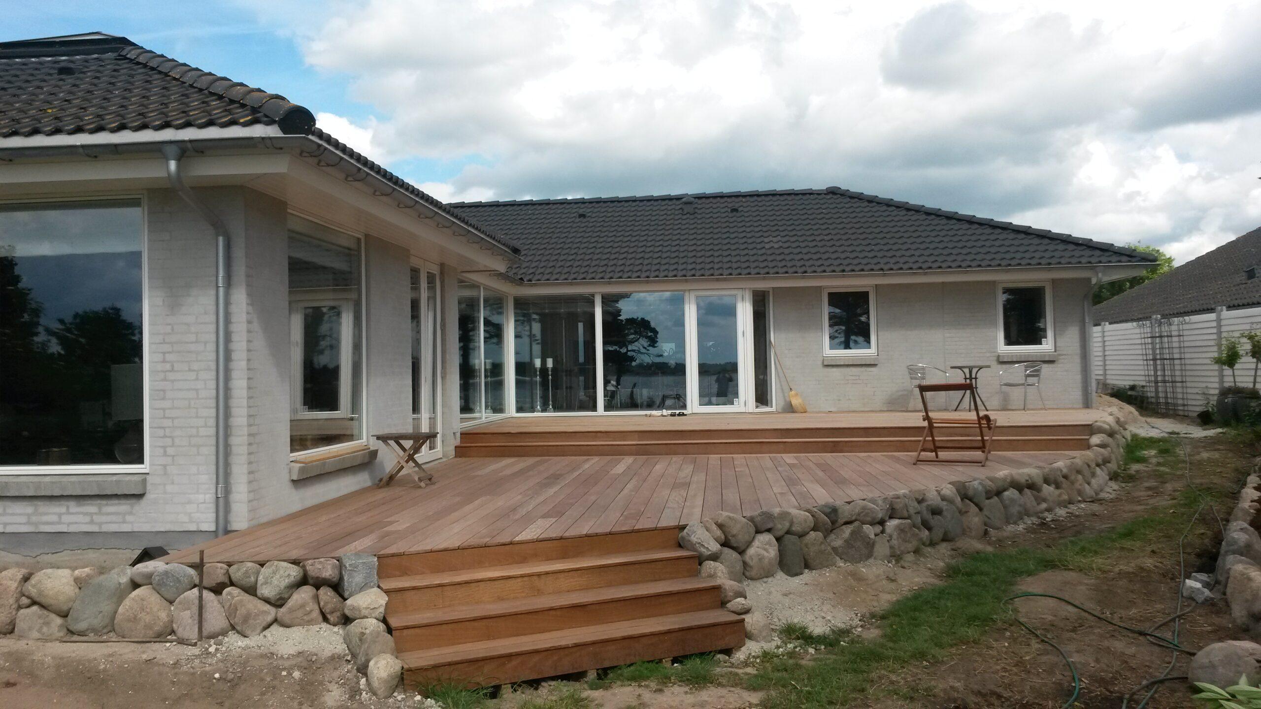 Terrassen – sådan bygger du den nemt